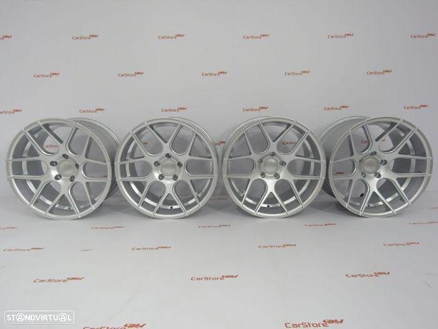 Jantes Haxer HX022 18 x 9+10 5x120 Silver Bmw