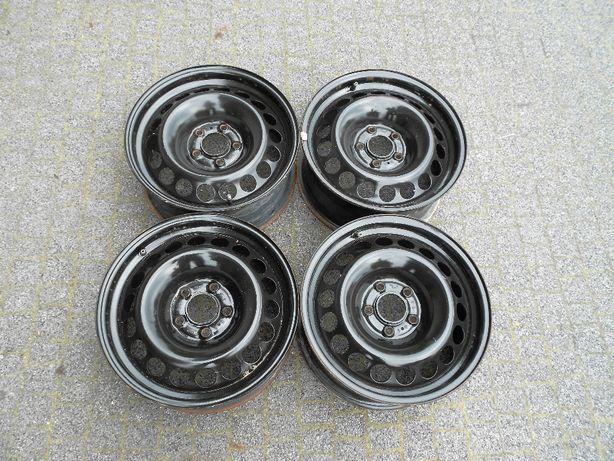 Felgi stalowe 5x112 Audi VW 66.6 7JX16H2 ET39,Cena za kpl,Wys.w cenie