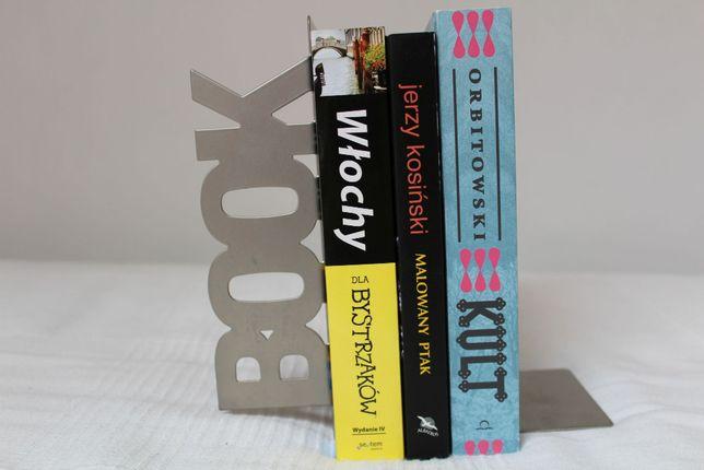 podpórka stojak do książek ogranicznik