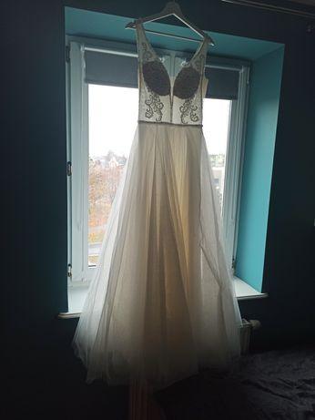Suknia ślubna Lorange rozmiar 38