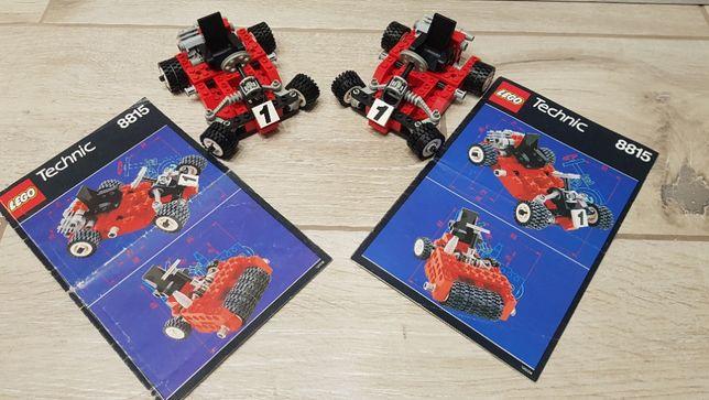 Lego Technic 8815 Speedway Bandit z 1991 roku!