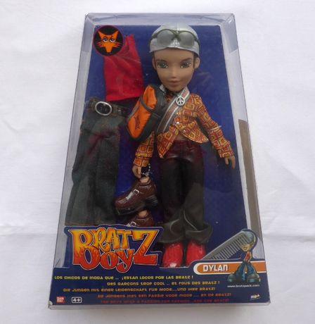 Boneco brinquedo Bratz Boy Dylan 2002 Bandai