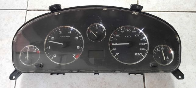 Painel de instrumentos / Quadrante Peugeot 406 Coupé