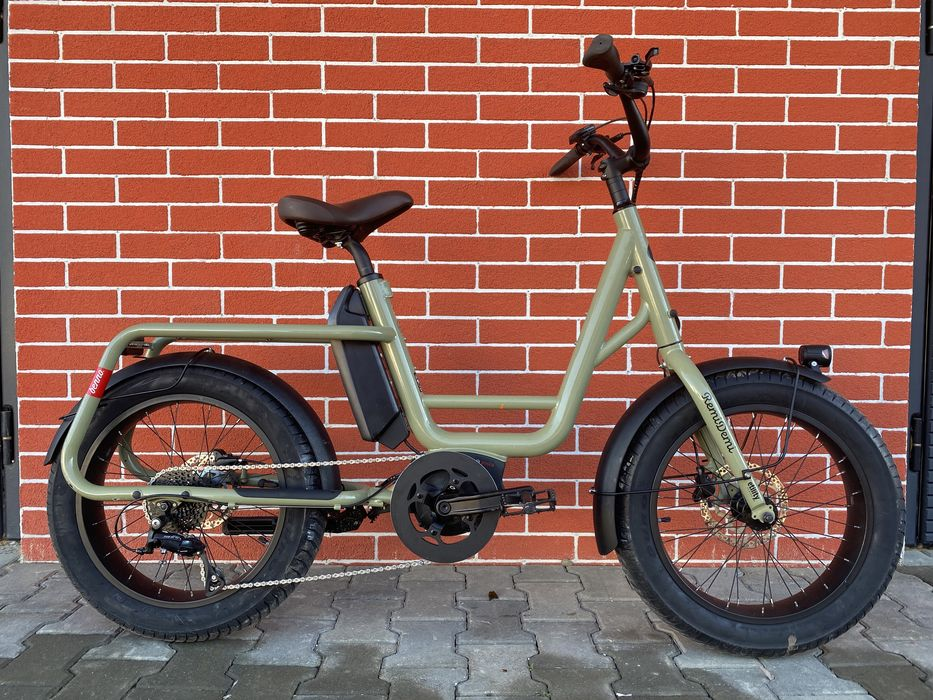 2020рік Продам електро велосипед Benno RemiDemi ETILITY Bike Дві батер Черновцы - изображение 1