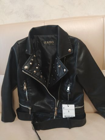 Куртка косуха для девочек