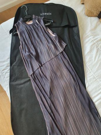 Vestido da uterqüe