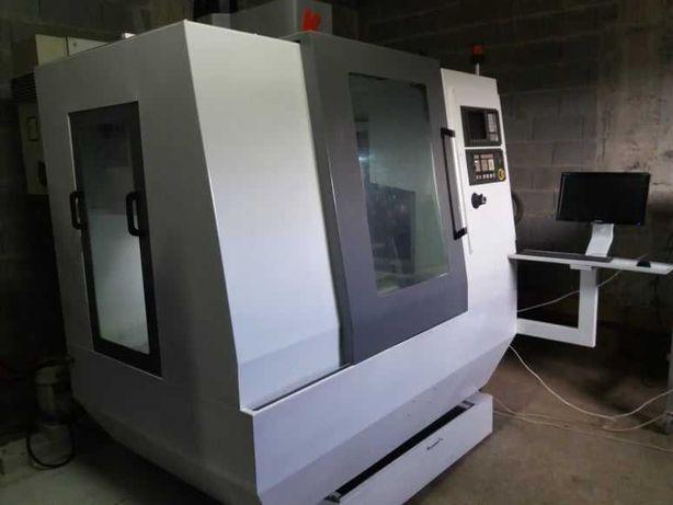 Centro Maquinação Kondia B640 CNC  + Extras