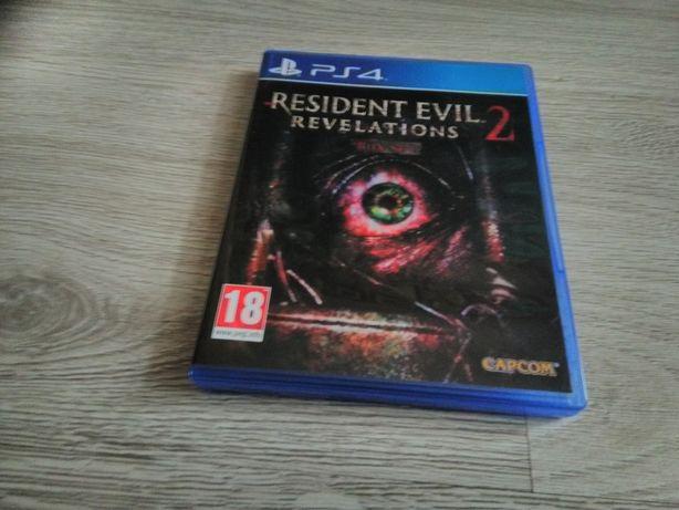 Witam sprzedam grę resident evil revelations