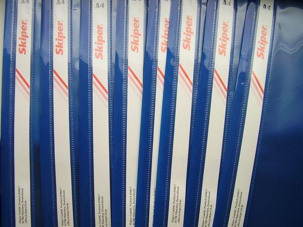 Папка скоросшиватель формата А4 фирмы Skiper Германия