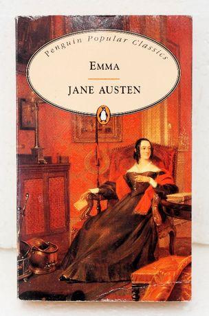 Jane Austen, Emma, Penquin books, 1994г. англ. язык.