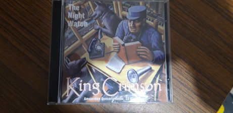 Płyta cd King Crimson The  Night Wath  2 cd