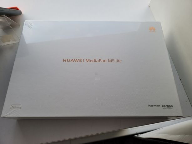 Tablet Huawei mediapad M5 lite 10.1 cali nowy