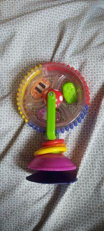 Розвиваюча іграшка Колесо-брязкальце від Sassy