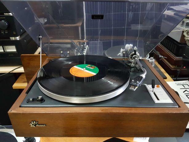 Gira discos Sansui Vintage
