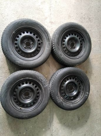 Koła zimowe NOKIAN 5x110 195/65r15 Opel, Chevrolet