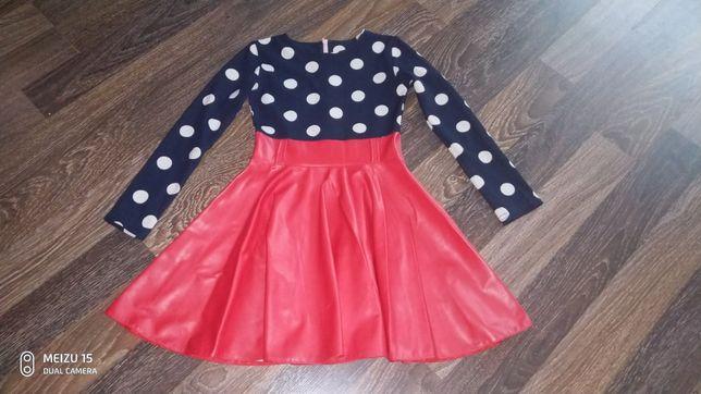 Продам платье на 8-9 лет
