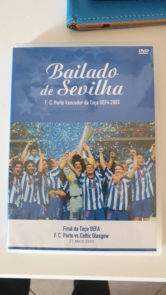 FC Porto DVD Final Taça Uefa 2003 Vila do Porto - imagem 1