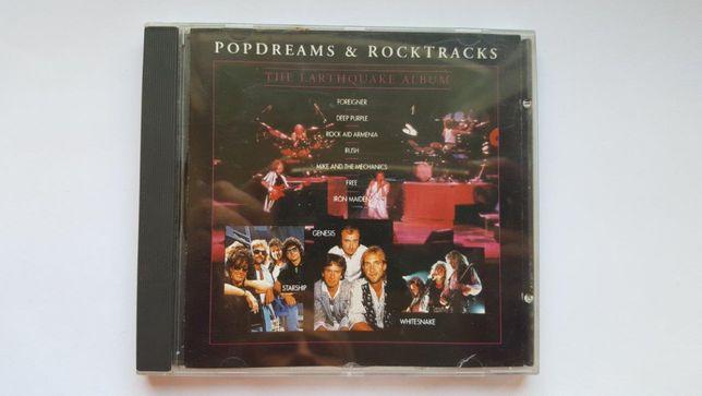Popdreams & rocktrack - The Earthquake Album