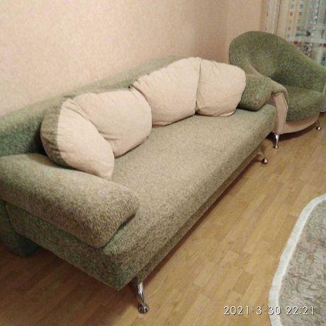 """Продається набір - диван та крісло """"Марсель"""""""