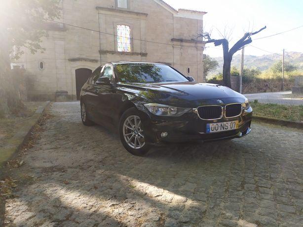 BMW 318d de 2013