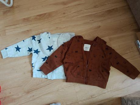 Bluzy chłopięce z kapturem
