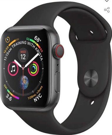 Zegarek Apple Watch 4 GPS + eSIM (Cellular) czarny 40 mm /Sklep