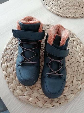 Buty chłopięce Vty 35 zimowe ocieplane jak nowe wysyłka
