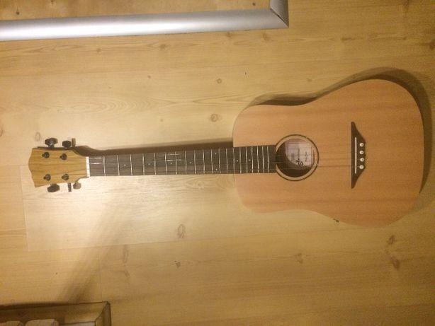 Tenor Guitar - rarytas gitara tenorowa preamp B-Band 4 struny
