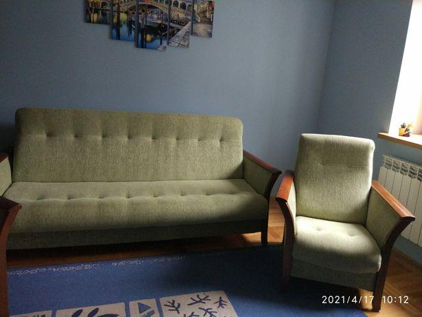 Sprzedam Kanapę plus fotel