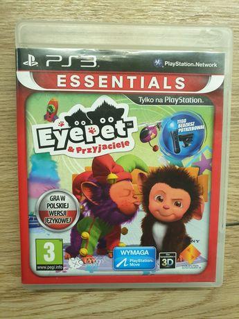 Gra na PS3 - Eyepet & Przyjaciele - Essentials - playstation 3