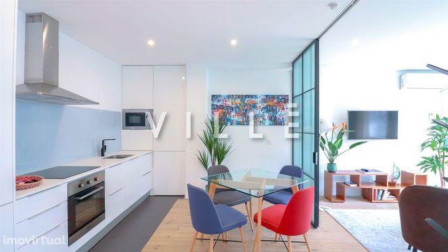 Apartamento T1+1 Porto