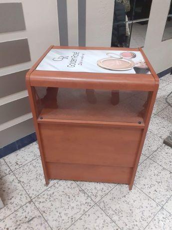 Lada biurko do sklepu usług butiku, stan idealny