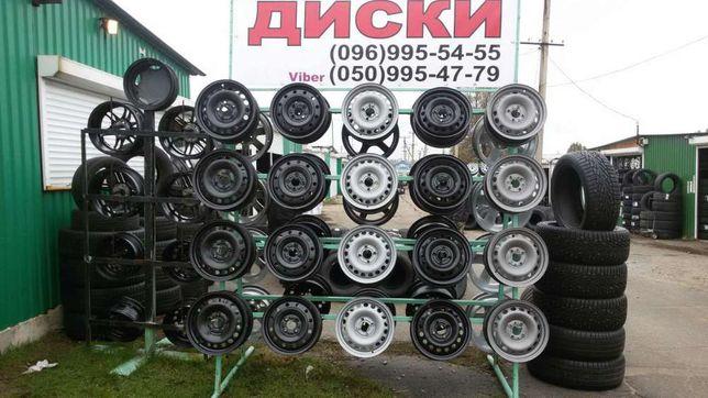 Диски стальные R13-R17 4*100 4*114,3 4*108 5*100 5*114,3 5*112 и т.д