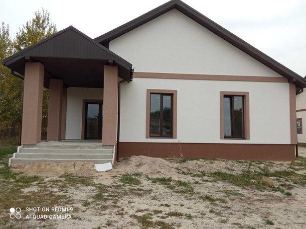 продам дом под чистовую Васильковский р-он