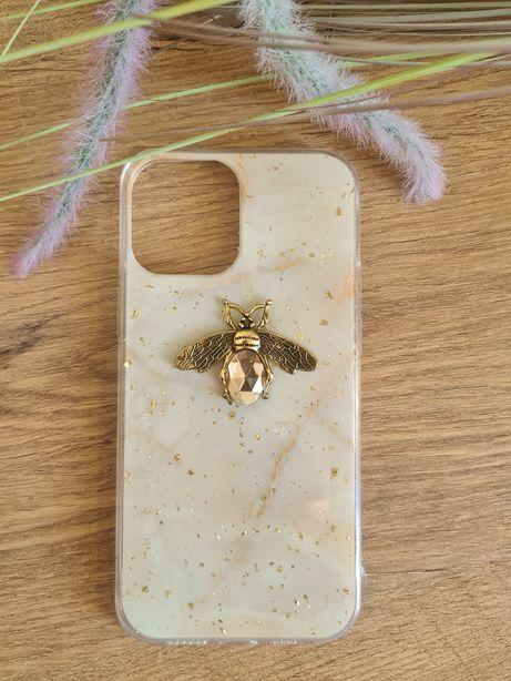 Etui obudowa ochronna case iPhone 12 pro marmur