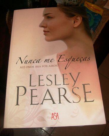 Nunca me Esqueças de Lesley Pearse