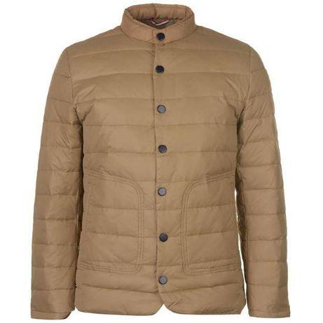 Легкая пуховая куртка Lee Cooper, размер S, мужская