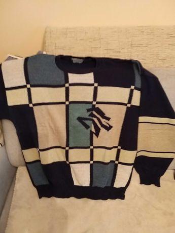 Swetry męskie 2szt