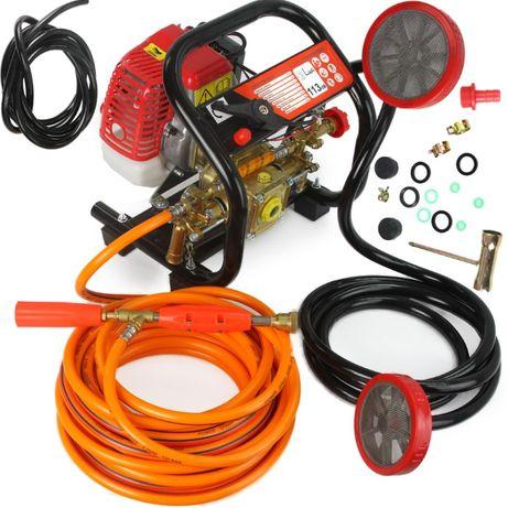 Opryskiwacz spalinowy ciśnieniowy mauzer 12L/min