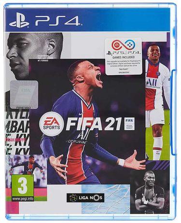 FIFA21 edição standard
