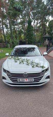 Auto do ślubu - VW Arteon