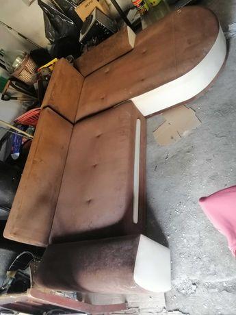 kanapa rozkładana .