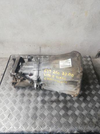 Caixa de velocidades Mercedes Vito e Viano CDi motor 646 ref: 639