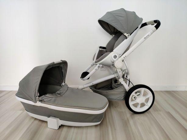 Дитяча коляска Quinny Moodd 2 в 1 Grey (не Anex, stokke, cybex)
