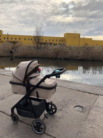 Детская коляска 2 в 1 El Camino