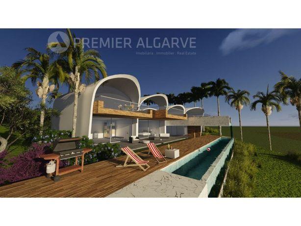 Vivenda frente GOLFE com VISTA MAR e PISCINA Algarve Port...
