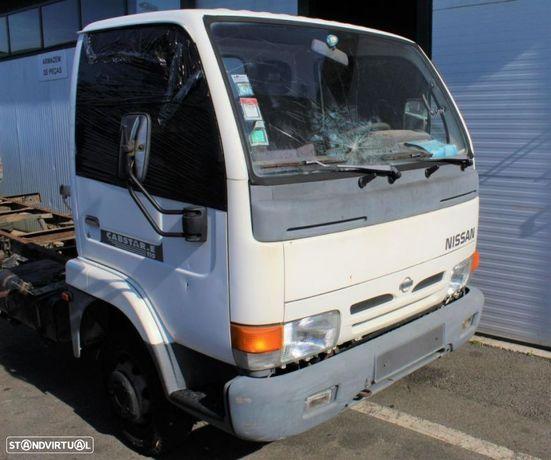 Nissan Cabstar 110 86000km 99-05 viatura para PEÇAS