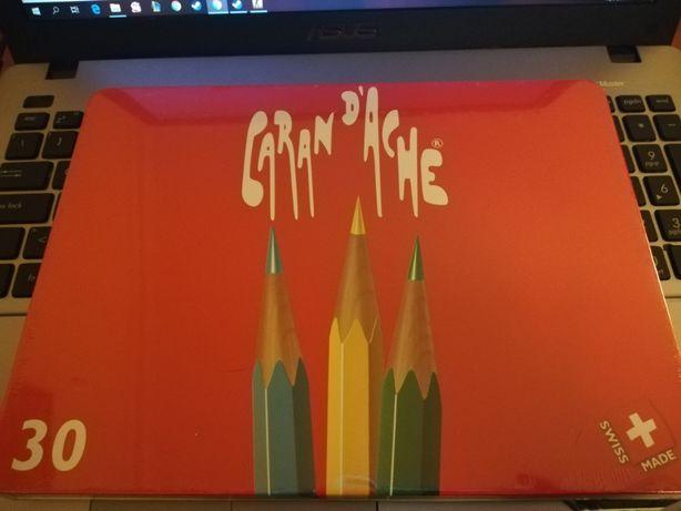 Caran D´Ache Lápis de cor Novos