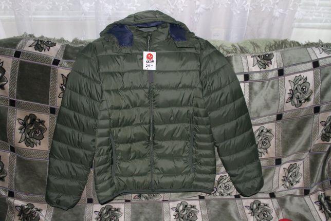 Нова куртка з Европи