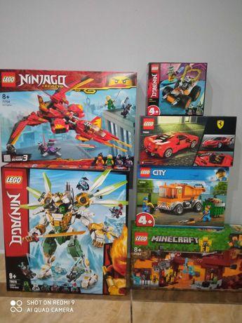 Klocki LEGO Prezent Świąteczny